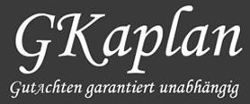 Gutachter-Kaplan - Kfz-Sachverständiger Fürth, Erlangen, Nürnberg Logo